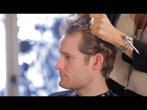 How to Hide Thinning Hair | Men's Grooming