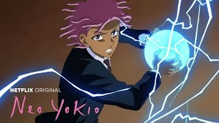 Neo Yokio  - Trailer en Español Latino l Netflix