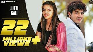Jutti Kali (Full Video) Diler Kharkiya, Pranjal Dahiya   Latest Haryanvi Songs Haryanavi 2019   RMF
