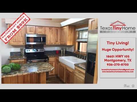 TINY HOUSE BUILDERS HOUSTON TEXAS