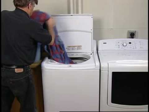 Standard Top Load Washer Troubleshooting: Won't Drain, Spin