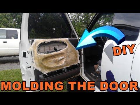 How To Make Custom Car Door Panels