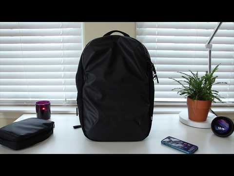 Aer Tech Pack - Best Backpack of 2018?