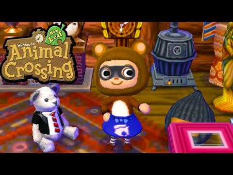 Animal Crossing: New Leaf - Nook's Secret! Murder Mystery Twin Beaks Gameplay Walkthrough Ep.82 3DS