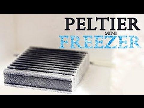 Peltier Fridge