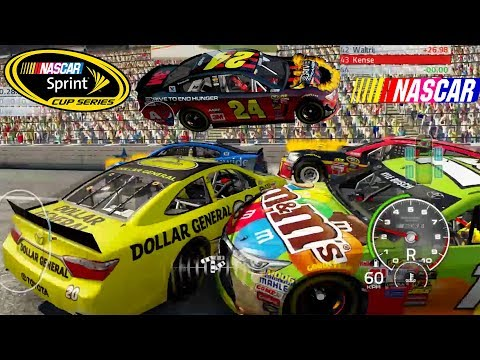 Best Nascar'15 The Game Crashes of 2018 Q1