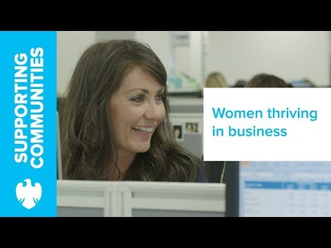 Empowering Women in Business | Barclays