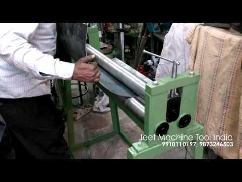 Sheet Rolling Machine (Jeet Machine Tools)