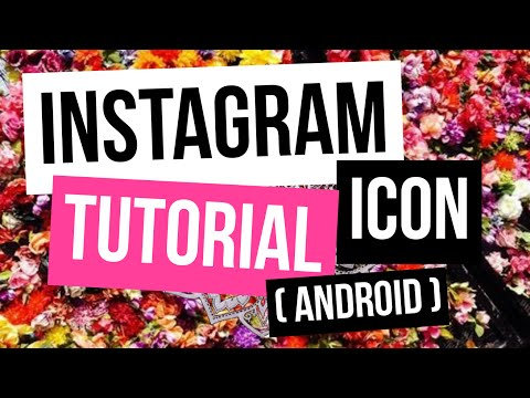 how to: icon #1 ☆彡 android