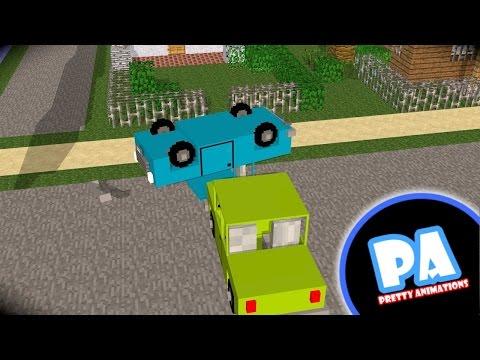Stupid Car - A Minecraft Animation