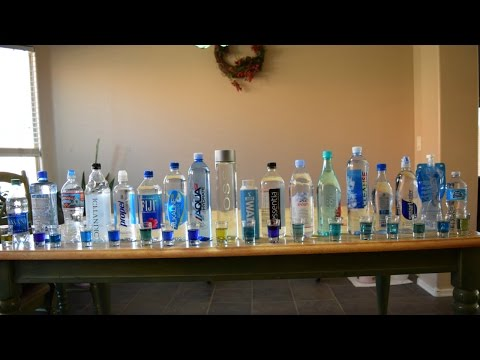 18 Brand Names Of Bottled Water Tested For PH ,TDS & Electrolysis Test (Must See)
