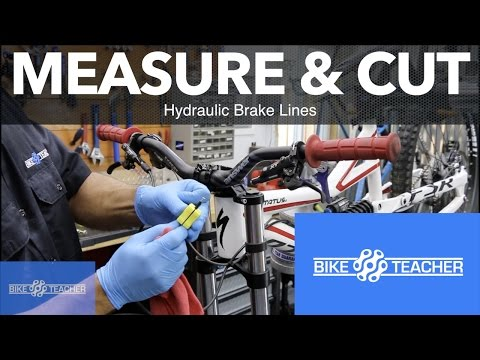 How To Measure & Cut Hydraulic Brake Lines 1