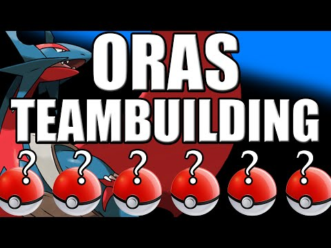 Pokemon Omega Ruby and Alpha Sapphire Basic Team Building Guide - Singles Team Building ORAS