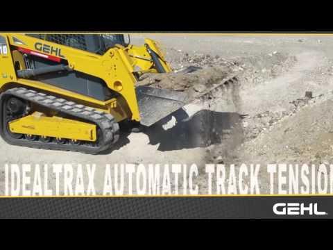 Gehl RT Series Track Loaders