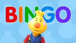 BINGO | Sing Along With Tobee | BINGO Dog Song | Kids Songs