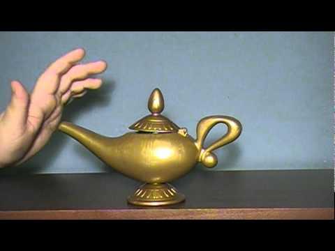 Disney's Aladdin: Genie's Magic Message Lamp