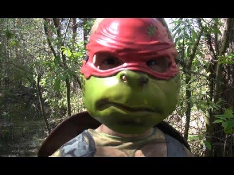 Ninja turtle costume for kids