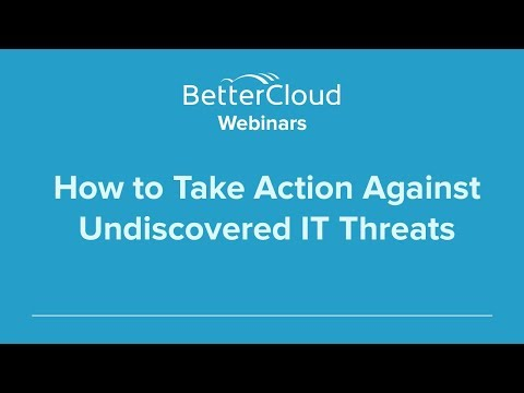 How to take Action Against Undiscovered IT Threats (Part 4)