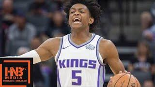 Denver Nuggets vs Sacramento Kings 1st Qtr Highlights / Week 6 / 2017 NBA Season