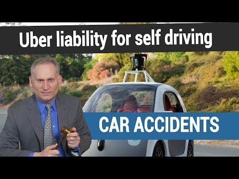 Uber car kills pedestrian