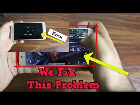 100% Fix PUBG Stuck Internet Server Error Code 15414 iOS & Android