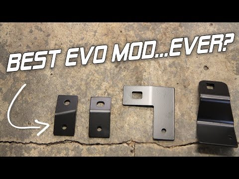 EVOVLOG #9 - Installing Recaro Seat Lowering Brackets