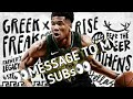 MESSAGE TO ALL MY SUBSCRIBERS🔥🔥IF U SUBSCRIBE MUST 👀