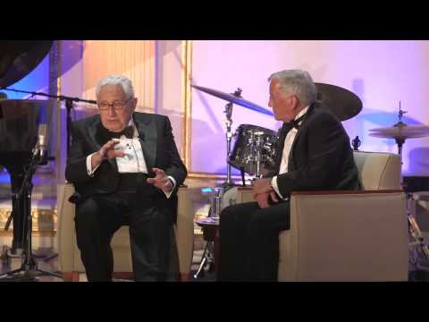 Henry Kissinger on Solution to End Syria's Civil War