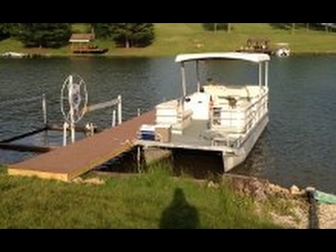 Diy dock build - detailed instructions on how to build a sturdy dock.