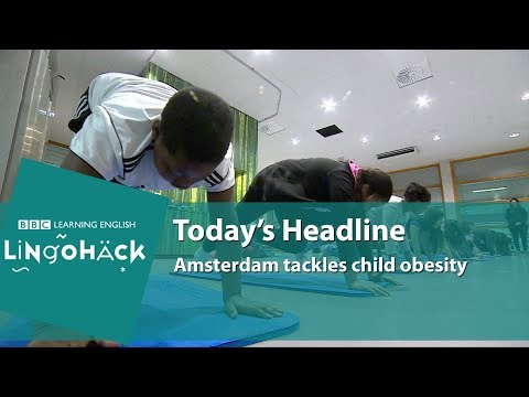Today's words: put through their paces, dieticians, getting fit, leaner, burning calories
