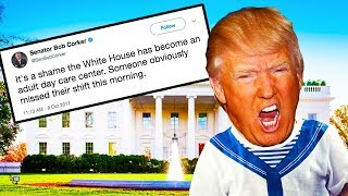 """Republican Senator: """"White House Has Become An Adult Day Care Center"""""""