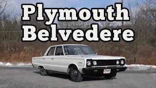 1967 Plymouth Belvedere II: Regular Car Reviews