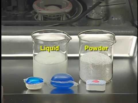 How To Use Dishwasher Detergent: Dishwasher Tips From Sears Home Services