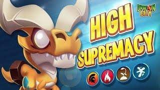 The High Supremacy Dragon - Dragon City