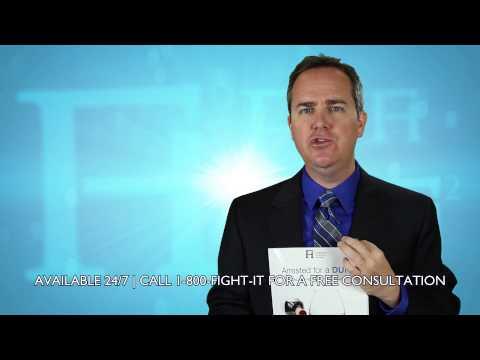 Orlando DUI Attorney - DUI Lawyer in Orlando - DUI Defense Lawyer David Haenel