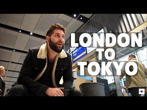 London to Tokyo - Don't Make This Mistake! Japan Vlog