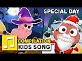 CHRISTMAS AND SPECIAL DAY SONGS LARVA KIDS SUPER BEST SONGS FOR KIDS