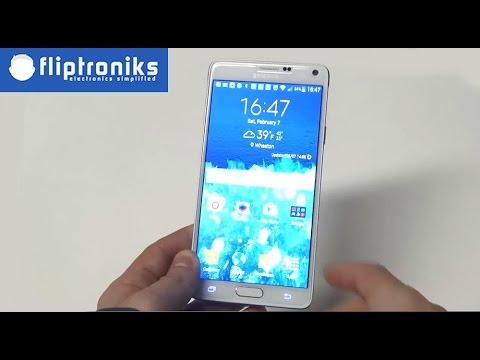 Samsung Galaxy Note 4: Using Task Manager - Fliptroniks.com