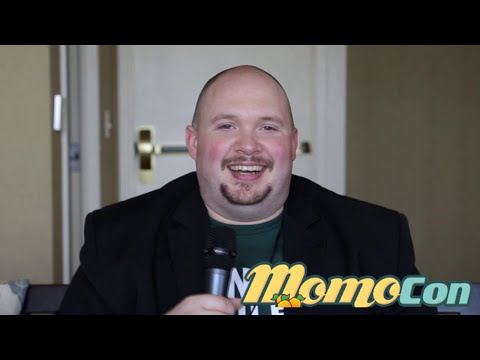 Jon Bailey Interview the Epic Movie Voice of HONEST TRAILERS! MomoCon 2015