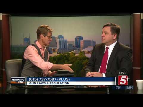 MorningLine: Gun Laws and Regulation P.1