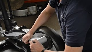 How To: Cross Trainer Noise Troubleshooting