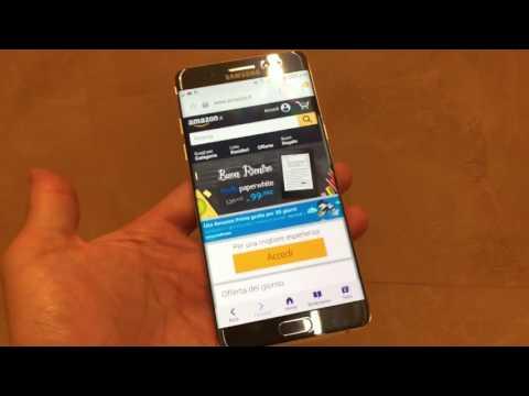 Galaxy Note 7: How to Take ScreenShot [Screen Capture]