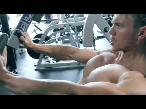 Incline Chest Press Machine - Develop Fuller Upper Pecs
