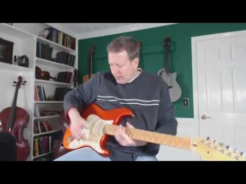 Guitar Maintenance: Changing Strings on a Fender Stratocaster