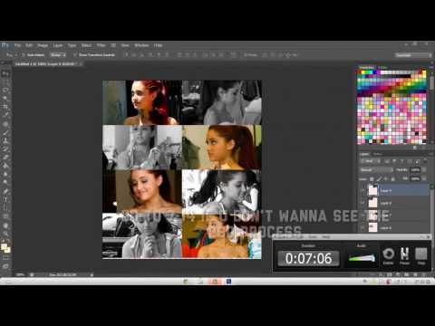 How To Make Tumblr Graphics In Photoshop ♡