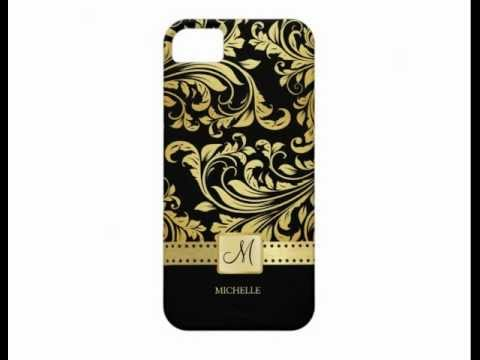 monogram iphone 5 cases