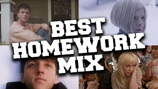 Music to Listen to While Doing Homework ✍️ Best Relaxing Songs for Studying 1 Hour