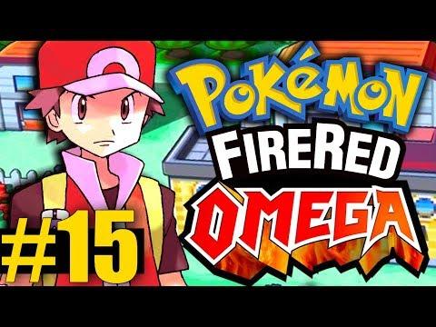 Pokemon Fire Red Omega - Part 15 - Team Rocket's Hideout! (Rocket Game Corner)