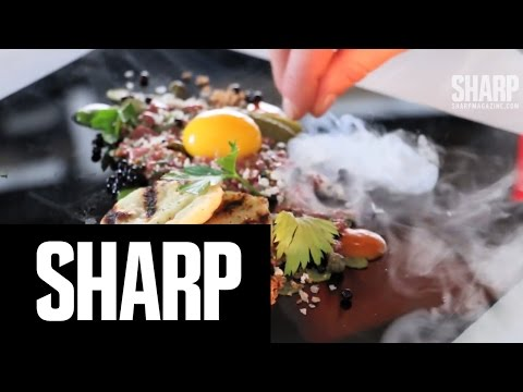 The Deconstructed Caesar Cocktail x Sharp Magazine (SHARP - A Behind-The-Scenes Look)