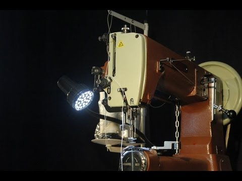 Cobra Class 4 Sewing Machine Instructional Video by Al Bane